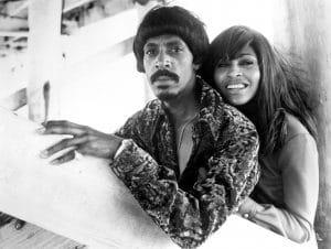 Ike and Tina Turner, circa early 1970s