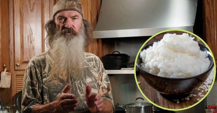 Phil Robertson Claims America's Problem Comes From 'Not Cooking Rice'