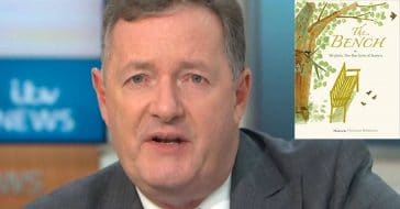 Piers Morgan's thoughts on the book