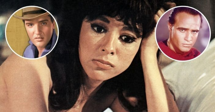 Rita Moreno dated Elvis to make another star jealous