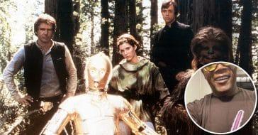 Star Wars actors celebrate Star Wars Day