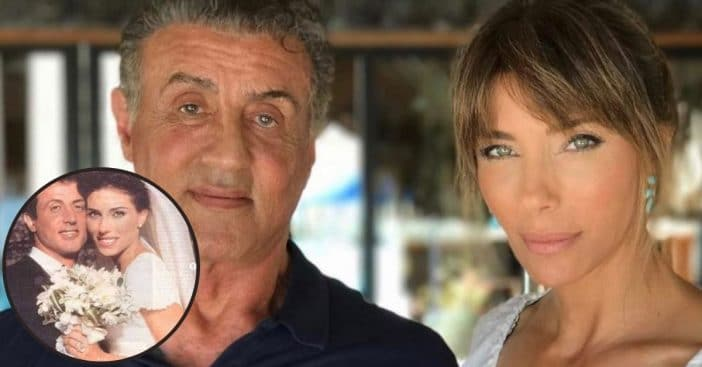 Sylvester Stallone Celebrates 24th Anniversary With Wife Jennifer Flavin With Sweet Message