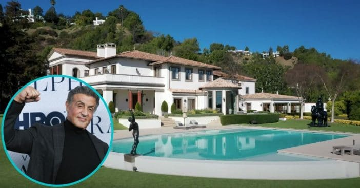 Sylvester Stallone Lists Beverly Park Mansion For Whopping $85 Million — See The Stunning Photos