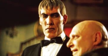 Ted Cassidy did not act until he was 30