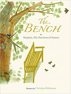 The Bench, an upcoming children's book by Duchess Meghan Markle