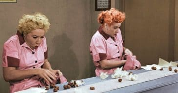 The Lucy Show had the first divorcee on TV