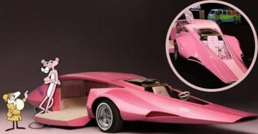 The Panthermobile