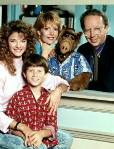 The cast of ALF wrestled with a lot of challenges