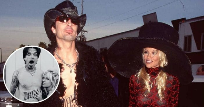 There is a new series about Pamela Anderson and Tommy Lee