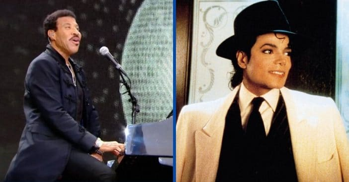 Prank wars starring Lionel Richie and Michael Jackson