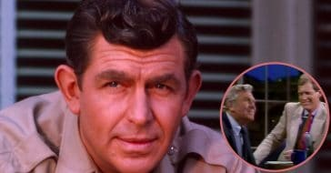 WATCH Andy Griffith Discusses Very First TV Appearance In Archived 1985 Interview