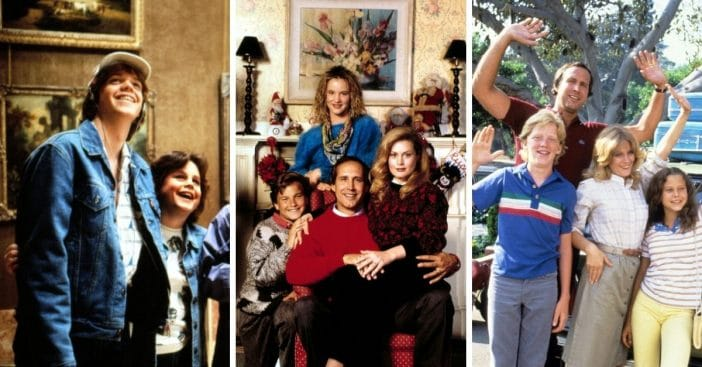 Why the Griswold children change in every Vacation movie