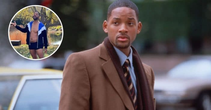 Will Smith in worst shape of his life