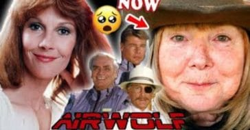 Airwolf Then and Now