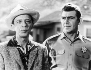 THE ANDY GRIFFITH SHOW, Don Knotts
