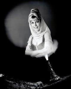 Barbara Eden Smoke