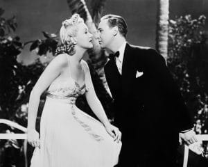 Betty Grable and Jackie Coogan