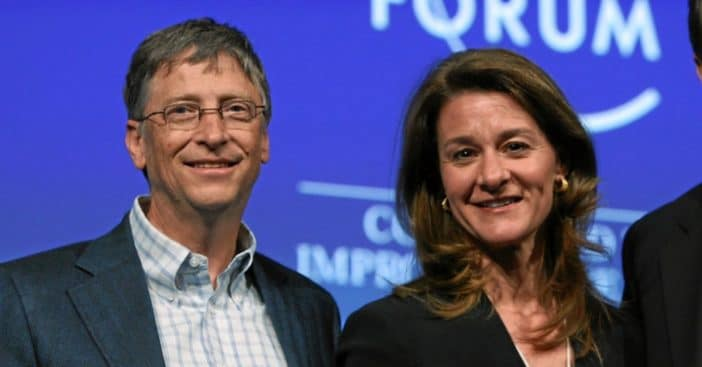 bill gates melinda gates divorce