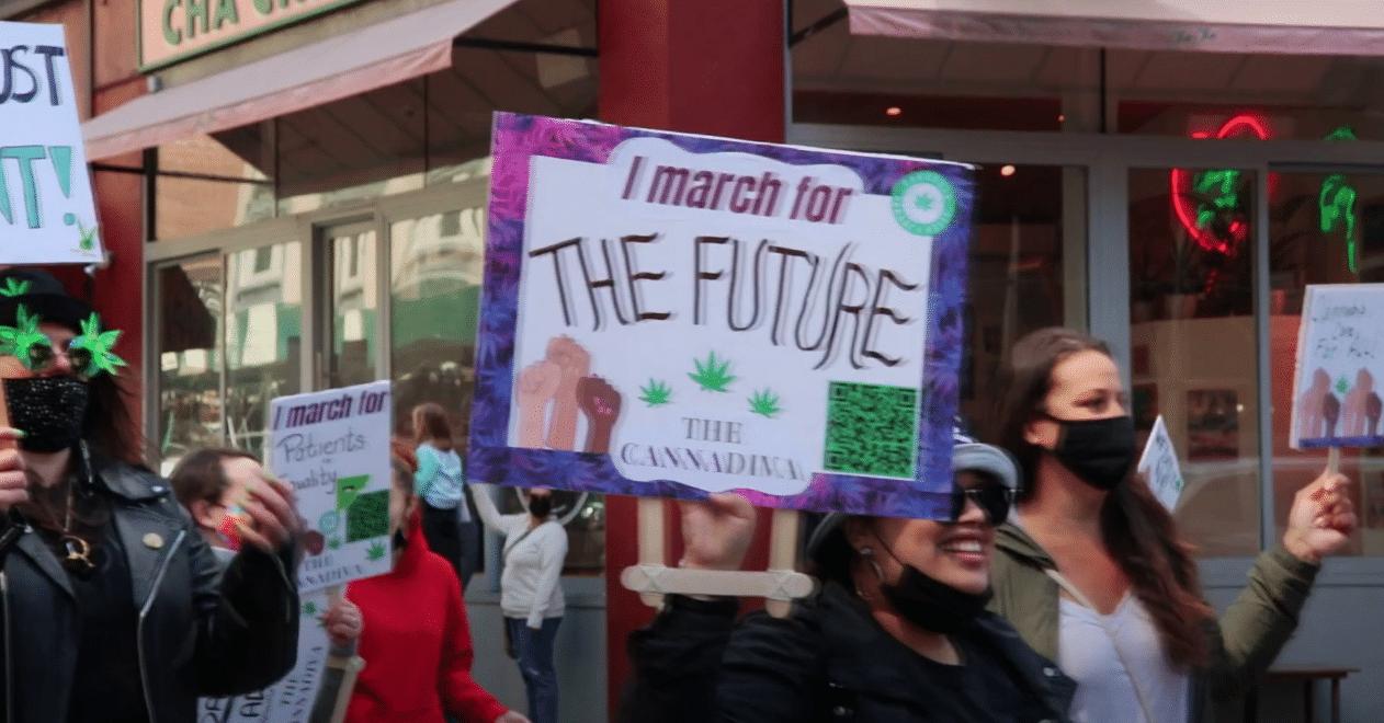 2021 Cannabis Parade