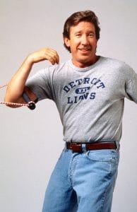 Tim Allen Detroit Shirt