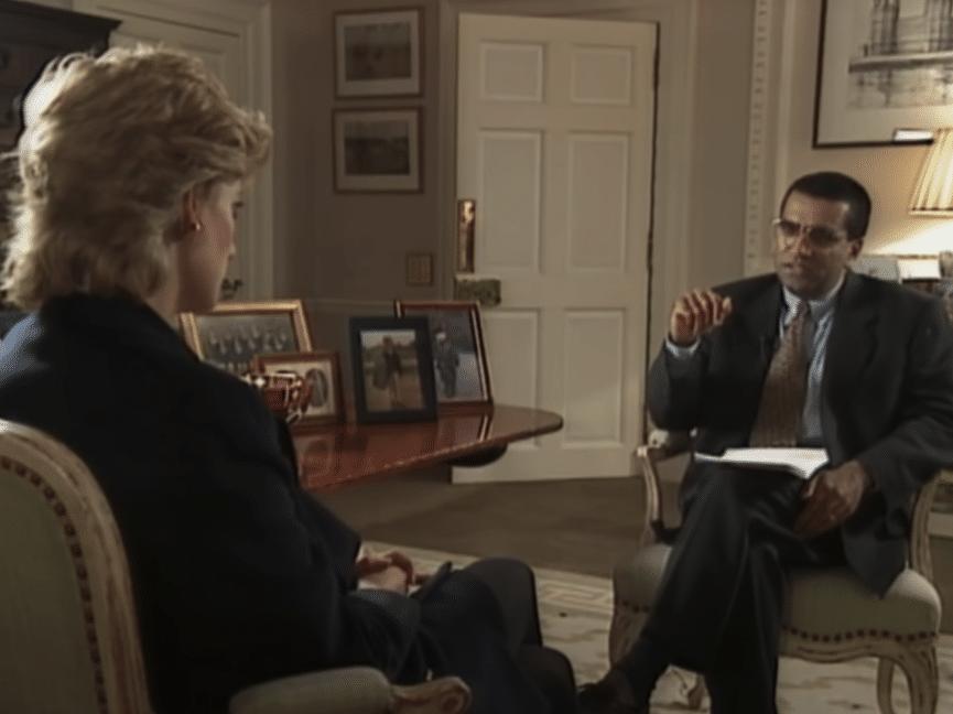 princess diana 1995 interview