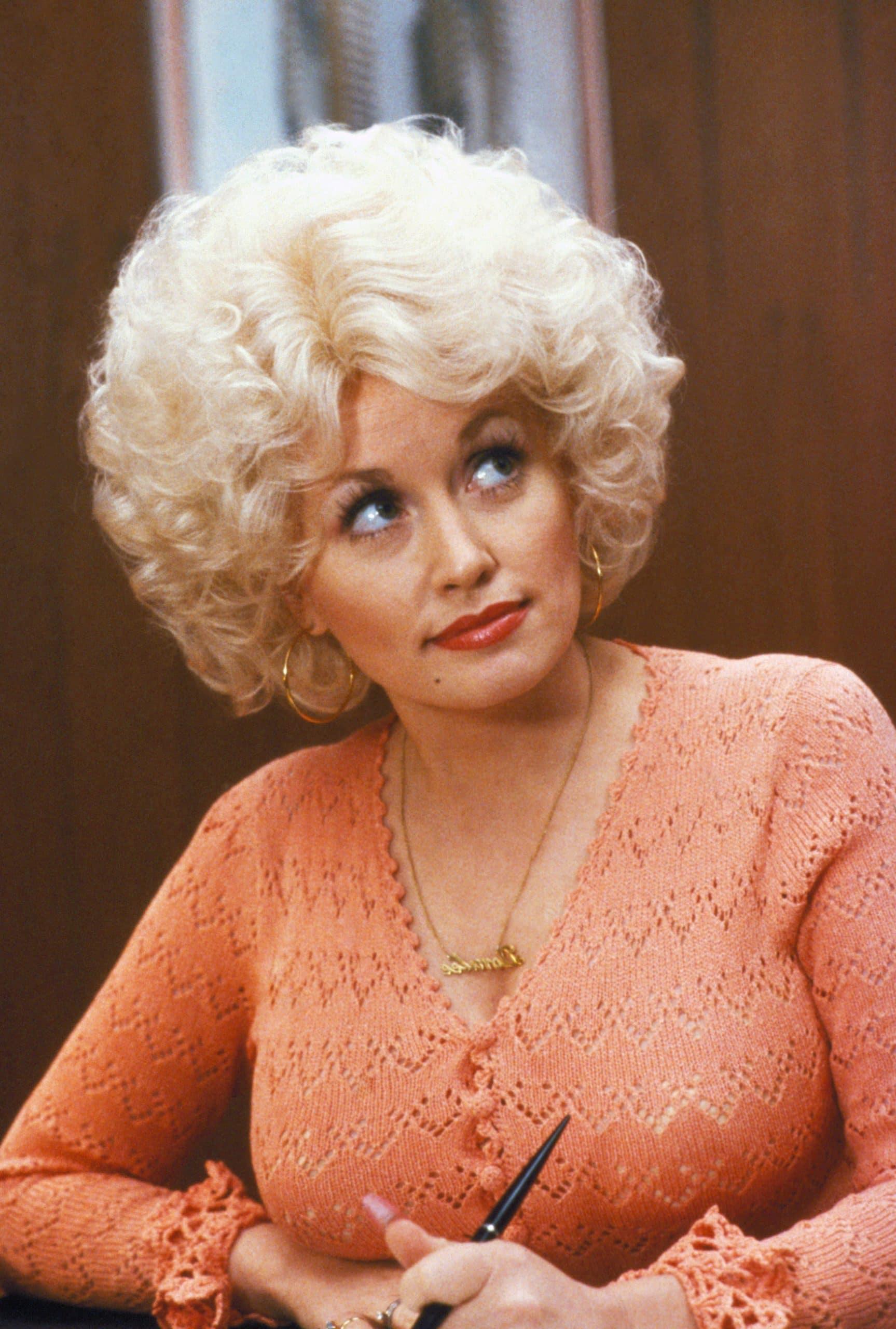 NINE TO FIVE, (aka 9 TO 5), Dolly Parton, 1980