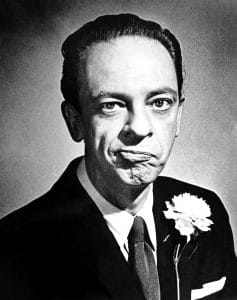 THE GHOST AND MR. CHICKEN, Don Knotts,