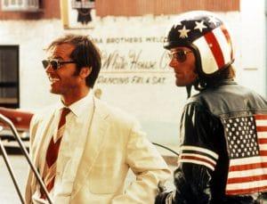 Easy Rider, Nicholson