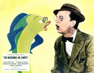 THE INCREDIBLE MR. LIMPET 1964