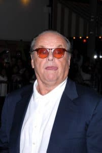 Jack Nicholson recent