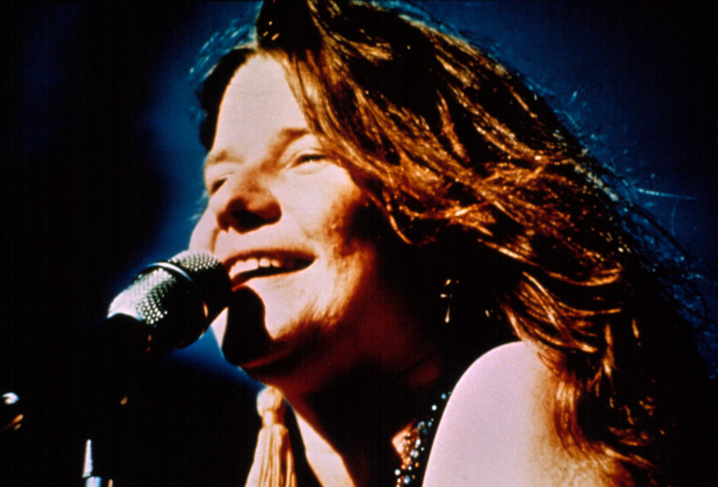 JANIS, Janis Joplin, 1975