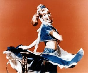 I DREAM OF JEANNIE, Barbara Eden