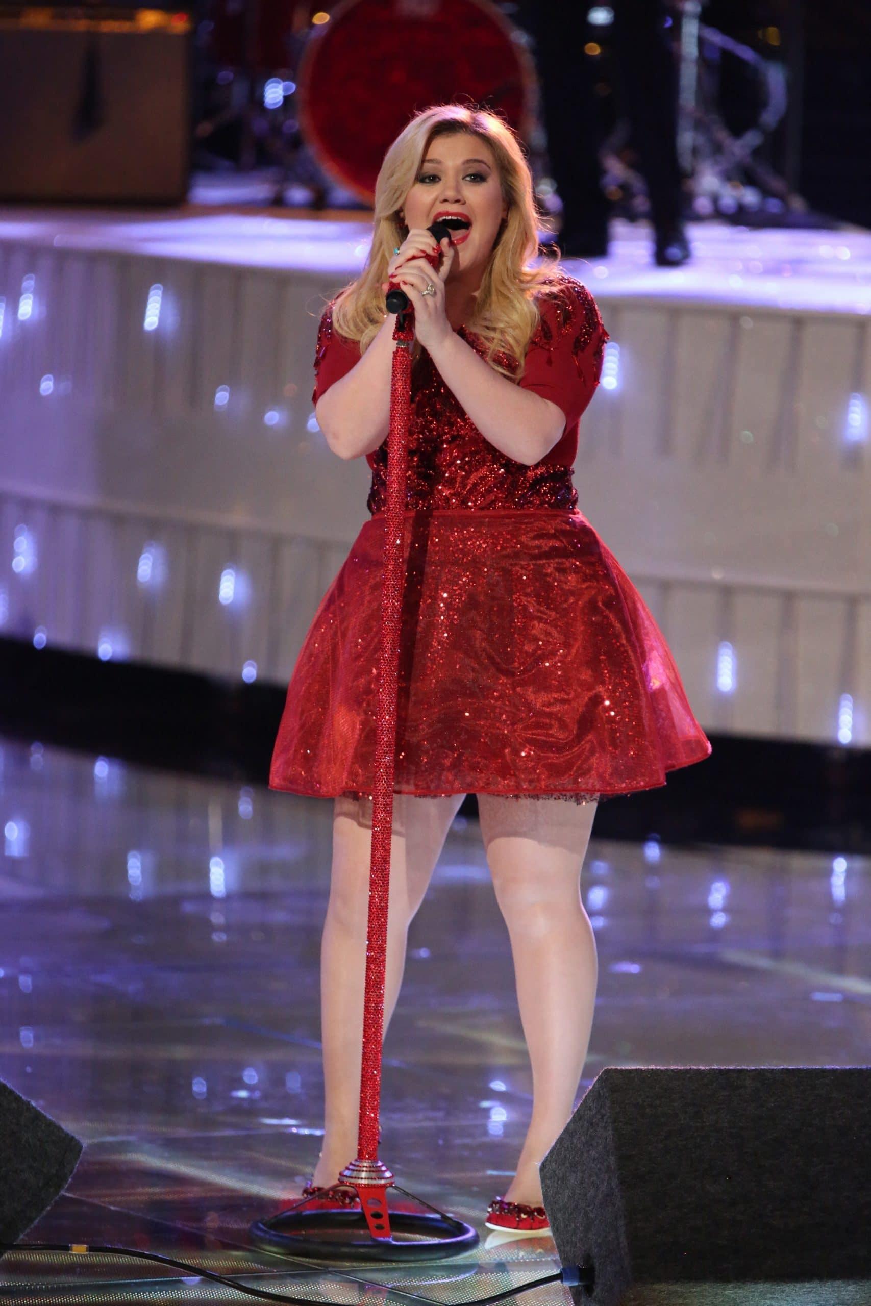 THE VOICE, Kelly Clarkson, (Season 5, 2013)