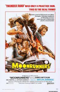 MOONRUNNERS, on poster art