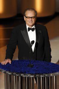 Nicholson Presenting at 80th Academy Awards