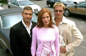 Ocean's Elven, Clooney, Pitt, Roberts
