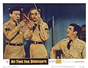 NO TIME FOR SERGEANTS 1958