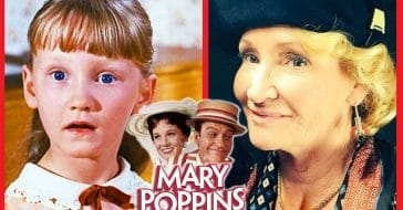 the cast of mary poppins then and now 2021