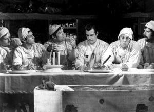 The Last Supper Scene