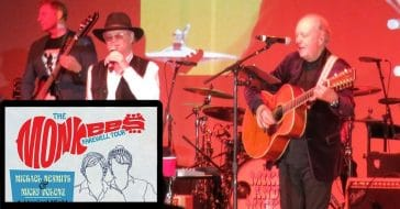 the monkees farewell tour