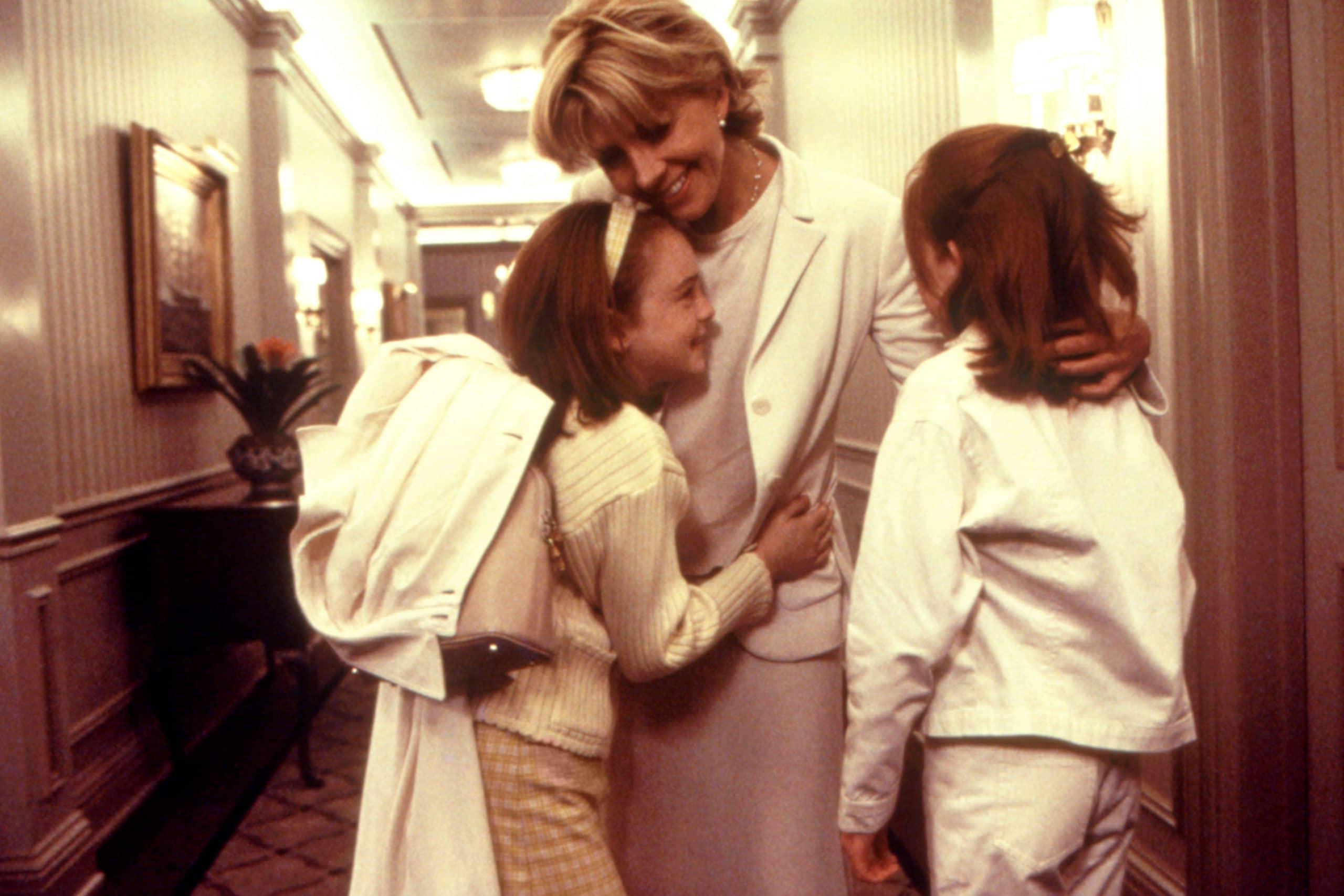THE PARENT TRAP, Lindsay Lohan, Natasha Richardson, 1998