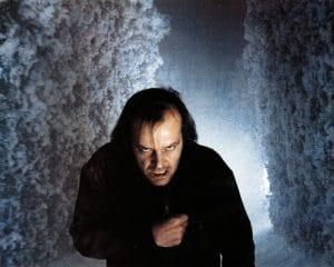 THE SHINING, Nicholson, 1980
