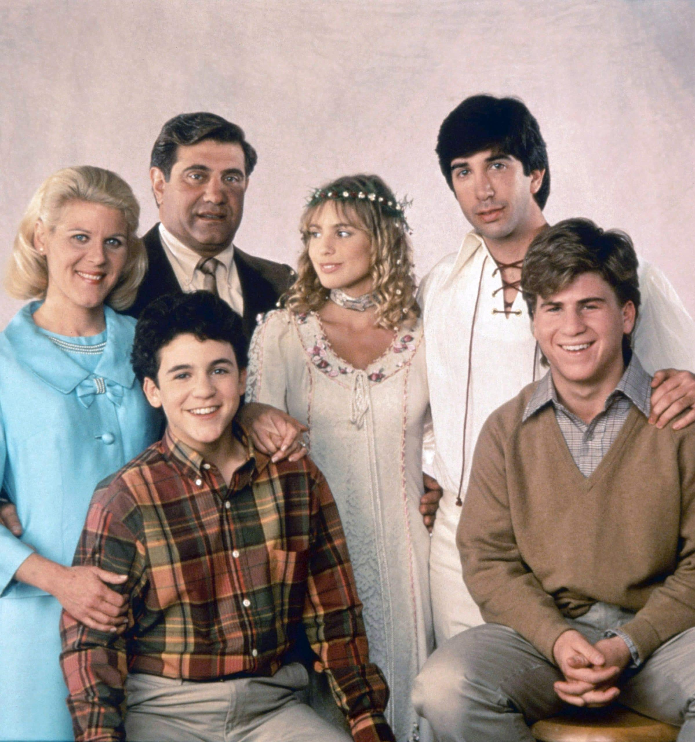 the wonder years original cast