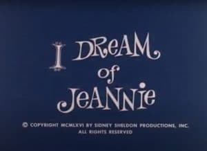 I dream of Jeannie title sequence