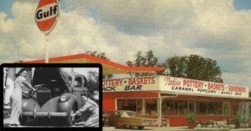 when gas stations were called service stations