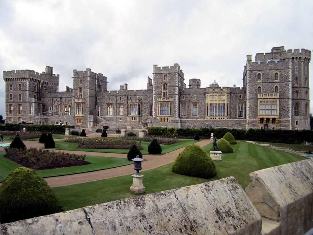 windsor estate royals