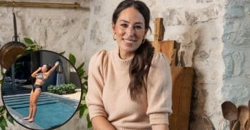 43-Year-Old Joanna Gaines Shows Off Fit Bikini Bod In New Instagram Video