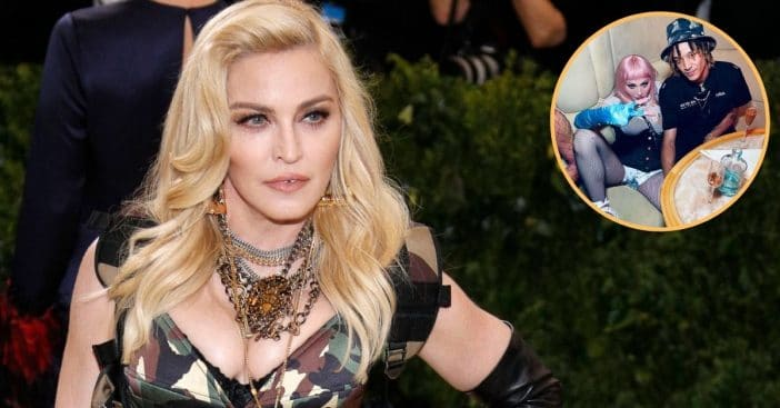 62-Year-Old Madonna Shares Photos With 27-Year-Old Boyfriend