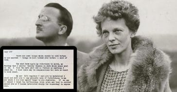 A 1931 Letter From Amelia Earhart To Husband Suggests They Had Open Relationship (1)
