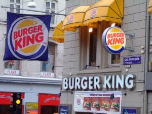 A subsequent investigation looked into local trends for when Burger King employees receive customers' orders